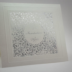 cartes invitation rose